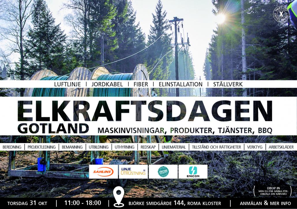 Elkraftsdagen Gotland